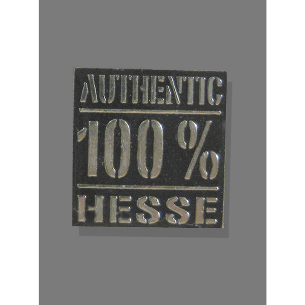 Authentic Hesse Pin