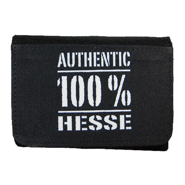 """Authentic 100% Hesse"" Geldbeutel"